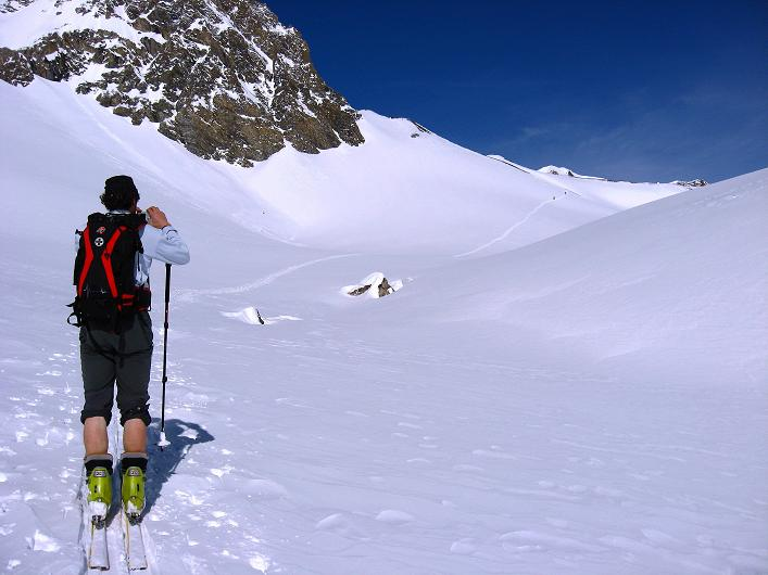 Foto: Andreas Koller / Ski Tour / Piz Tasna (3179m) und Piz Davo Lais (3027m) - Dreitausender über Scuol / 15.03.2009 18:31:41