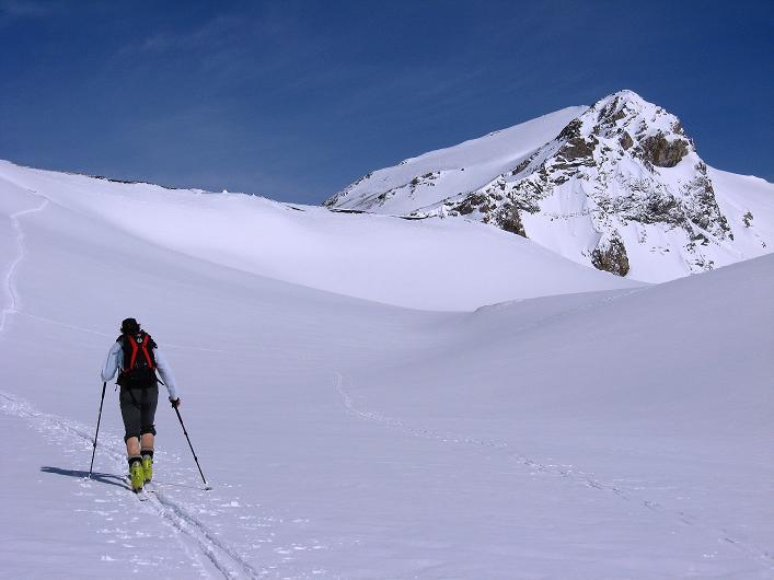 Foto: Andreas Koller / Ski Tour / Piz Tasna (3179m) und Piz Davo Lais (3027m) - Dreitausender über Scuol / 15.03.2009 18:31:34