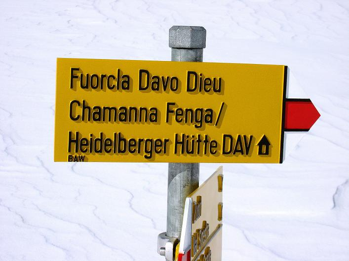Foto: Andreas Koller / Ski Tour / Piz Tasna (3179m) und Piz Davo Lais (3027m) - Dreitausender über Scuol / 15.03.2009 18:31:27