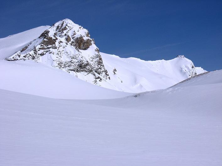 Foto: Andreas Koller / Ski Tour / Piz Tasna (3179m) und Piz Davo Lais (3027m) - Dreitausender über Scuol / Piz Davo Lais / 15.03.2009 18:31:22