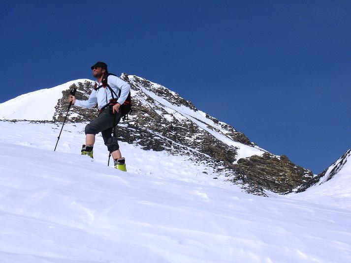 Foto: Andreas Koller / Ski Tour / Piz Tasna (3179m) und Piz Davo Lais (3027m) - Dreitausender über Scuol / 15.03.2009 18:30:18