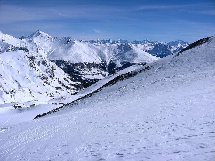 Foto: Andreas Koller / Ski Tour / Piz Tasna (3179m) und Piz Davo Lais (3027m) - Dreitausender über Scuol / 15.03.2009 18:29:11