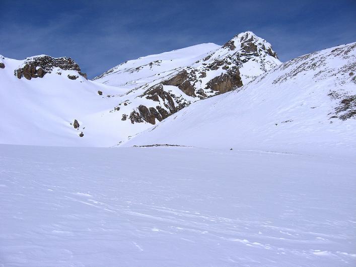 Foto: Andreas Koller / Ski Tour / Piz Tasna (3179m) und Piz Davo Lais (3027m) - Dreitausender über Scuol / 15.03.2009 18:15:32