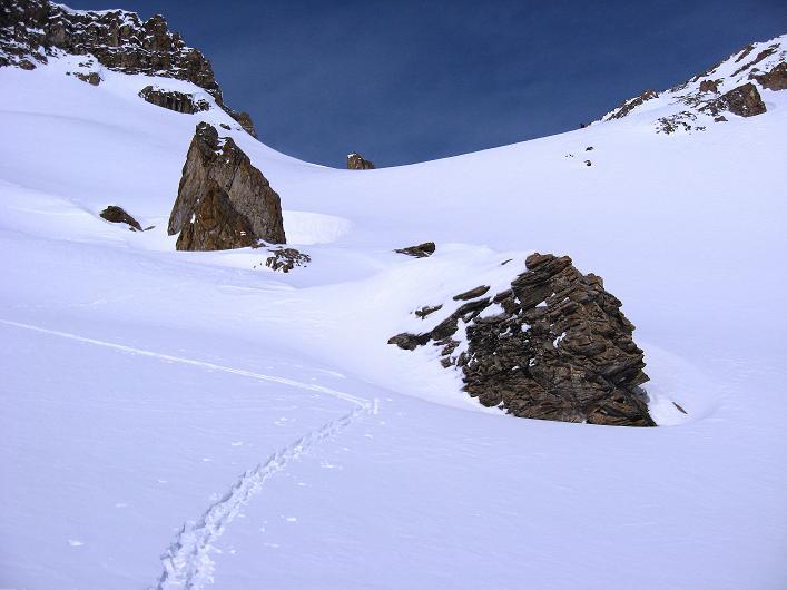 Foto: Andreas Koller / Ski Tour / Piz Tasna (3179m) und Piz Davo Lais (3027m) - Dreitausender über Scuol / 15.03.2009 18:15:22