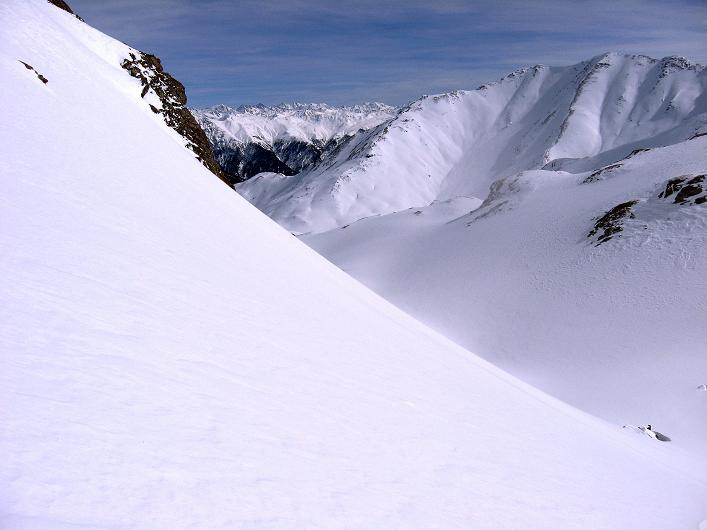 Foto: Andreas Koller / Ski Tour / Piz Tasna (3179m) und Piz Davo Lais (3027m) - Dreitausender über Scuol / 15.03.2009 18:14:41