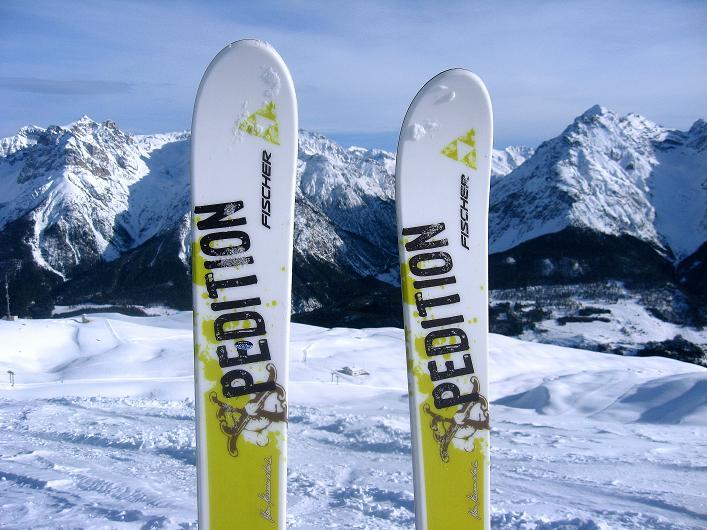 Foto: Andreas Koller / Ski Tour / Piz Tasna (3179m) und Piz Davo Lais (3027m) - Dreitausender über Scuol / 15.03.2009 18:12:27