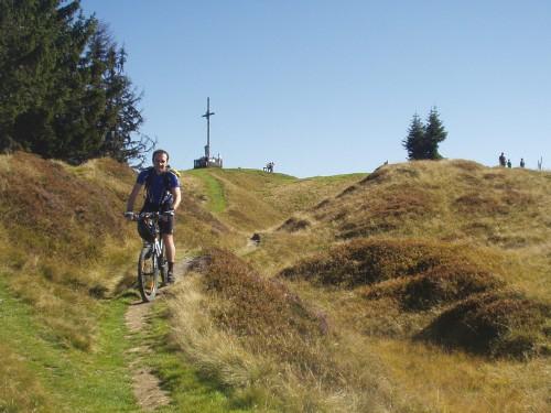 Foto: hofchri / Mountainbike Tour / Hochgründeck (1827 m) von St. Johann / 19.03.2009 21:54:31