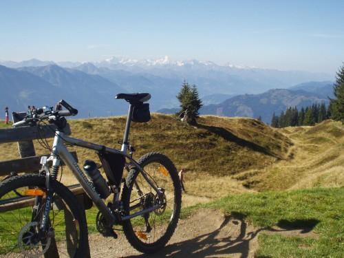Foto: hofchri / Mountainbike Tour / Hochgründeck (1827 m) von St. Johann / 19.03.2009 21:53:41