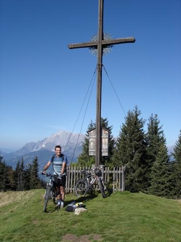 Foto: hofchri / Mountainbike Tour / Hochgründeck (1827 m) von St. Johann / Hochgründeck (1827 m) / 19.03.2009 21:54:04