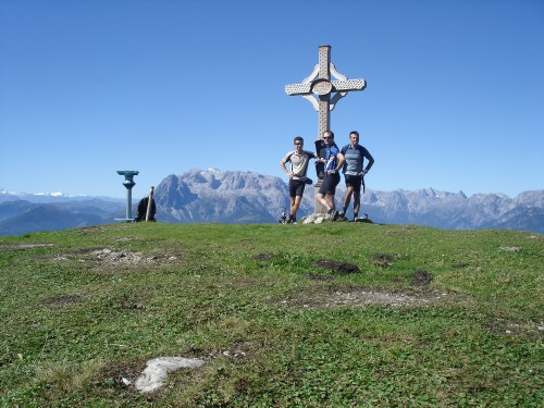 Foto: hofchri / Mountainbike Tour / Bischlinghöhe (1834 m) von Pfarrwerfen / 20.03.2009 19:19:38