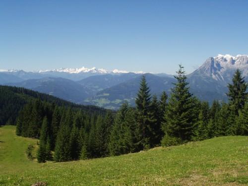 Foto: hofchri / Mountainbike Tour / Bischlinghöhe (1834 m) von Pfarrwerfen / 20.03.2009 19:19:46