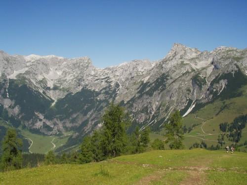 Foto: hofchri / Mountainbike Tour / Bischlinghöhe (1834 m) von Pfarrwerfen / 20.03.2009 19:19:50
