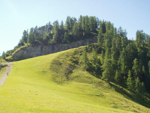Foto: hofchri / Mountainbike Tour / Bischlinghöhe (1834 m) von Pfarrwerfen / 20.03.2009 19:19:54