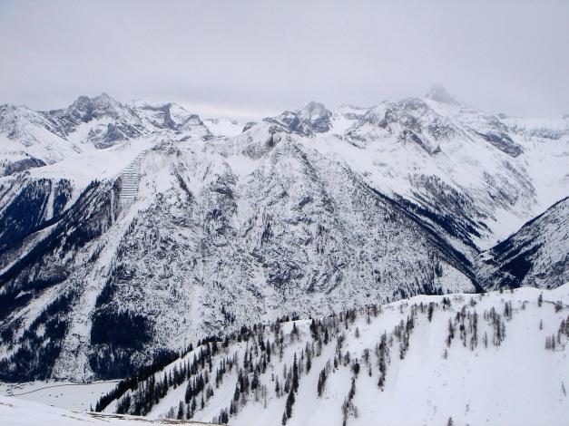 Foto: Manfred Karl / Ski Tour / Auf der Mutte (2187m) / Lechtaler Alpen / 26.03.2009 20:26:52