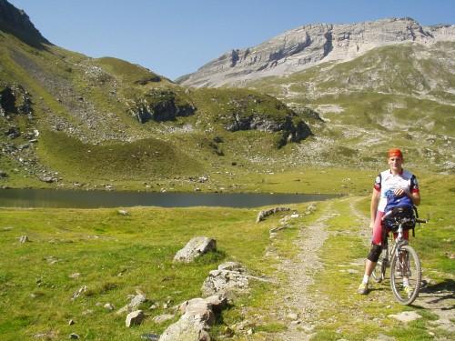 Foto: hofchri / Mountainbike Tour / Giglachseen (1986 m) über Ursprungalm / 02.04.2009 20:50:51