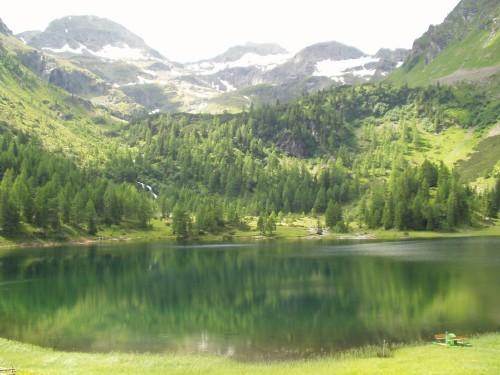 Foto: hofchri / Mountainbike Tour / Duisitzkarsee (1684 m) über Obertal / der Duisitzkarsee / 02.04.2009 22:51:05