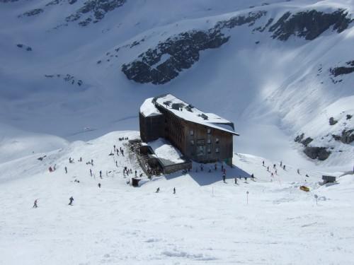 Foto: hofchri / Ski Tour / Hohe Fürleg (2943m),  Stubacher Sonnblick (3088m) und Granatspitze (3086m) vom Enzingerboden / Start beim Alpinzentrum Rudolfshütte (2311 m) / 08.04.2009 21:00:48