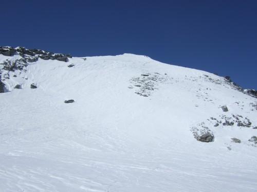 Foto: hofchri / Ski Tour / Hohe Fürleg (2943m),  Stubacher Sonnblick (3088m) und Granatspitze (3086m) vom Enzingerboden / zum Schluss sehr steil! / 08.04.2009 21:05:11