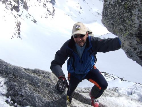 Foto: hofchri / Ski Tour / Hohe Fürleg (2943m),  Stubacher Sonnblick (3088m) und Granatspitze (3086m) vom Enzingerboden / 08.04.2009 21:08:21