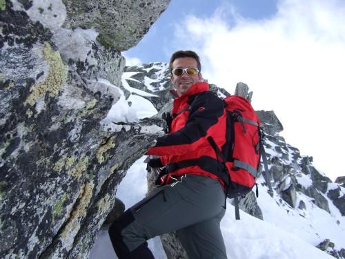 Foto: hofchri / Ski Tour / Hohe Fürleg (2943m),  Stubacher Sonnblick (3088m) und Granatspitze (3086m) vom Enzingerboden / 08.04.2009 21:08:30