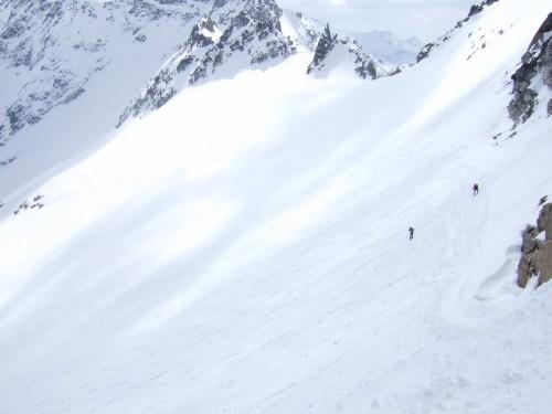 Foto: hofchri / Ski Tour / Hohe Fürleg (2943m),  Stubacher Sonnblick (3088m) und Granatspitze (3086m) vom Enzingerboden / tolles, breites Kar / 08.04.2009 21:09:41