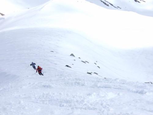 Foto: hofchri / Ski Tour / Hohe Fürleg (2943m),  Stubacher Sonnblick (3088m) und Granatspitze (3086m) vom Enzingerboden / Bilder sagen mehr als Worte / 08.04.2009 21:09:56