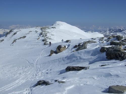 Foto: hofchri / Ski Tour / Hohe Fürleg (2943m),  Stubacher Sonnblick (3088m) und Granatspitze (3086m) vom Enzingerboden / 08.04.2009 21:03:11