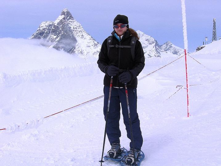 Foto: Andreas Koller / Schneeschuh Tour / Panorama-Schneeschuhtour auf die Gobba di Rollin (3899 m) / 15.04.2009 23:51:09