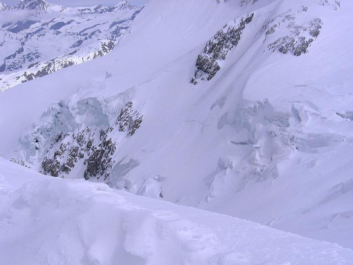 Foto: Andreas Koller / Schneeschuh Tour / Panorama-Schneeschuhtour auf die Gobba di Rollin (3899 m) / 15.04.2009 23:49:54