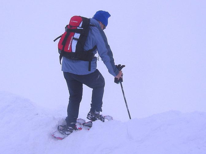 Foto: Andreas Koller / Schneeschuh Tour / Panorama-Schneeschuhtour auf die Gobba di Rollin (3899 m) / 15.04.2009 23:49:14