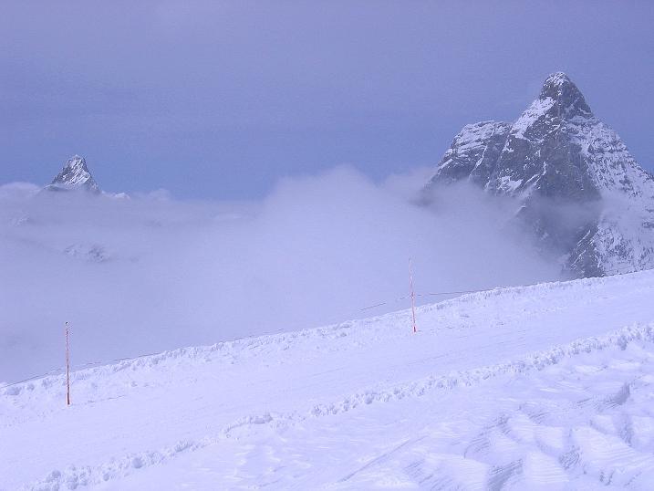Foto: Andreas Koller / Schneeschuh Tour / Panorama-Schneeschuhtour auf die Gobba di Rollin (3899 m) / 15.04.2009 23:48:58