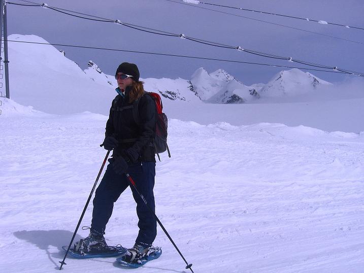Foto: Andreas Koller / Schneeschuh Tour / Panorama-Schneeschuhtour auf die Gobba di Rollin (3899 m) / 15.04.2009 23:48:52