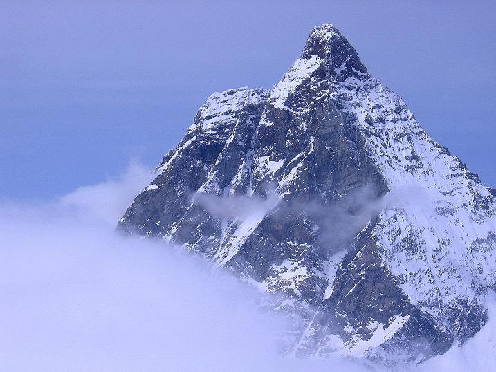 Foto: Andreas Koller / Schneeschuh Tour / Panorama-Schneeschuhtour auf die Gobba di Rollin (3899 m) / Matterhorn (4478 m) / 15.04.2009 23:46:58