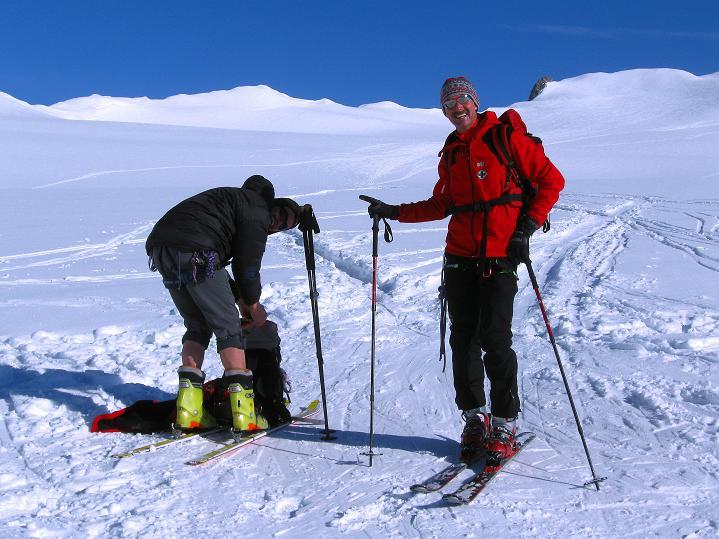 Foto: Andreas Koller / Ski Tour / Berner Alpen Durchquerung 2: Äbeni Flue (3962m) / 17.04.2009 23:00:03