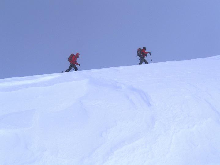 Foto: Andreas Koller / Ski Tour / Berner Alpen Durchquerung 2: Äbeni Flue (3962m) / 17.04.2009 22:59:14