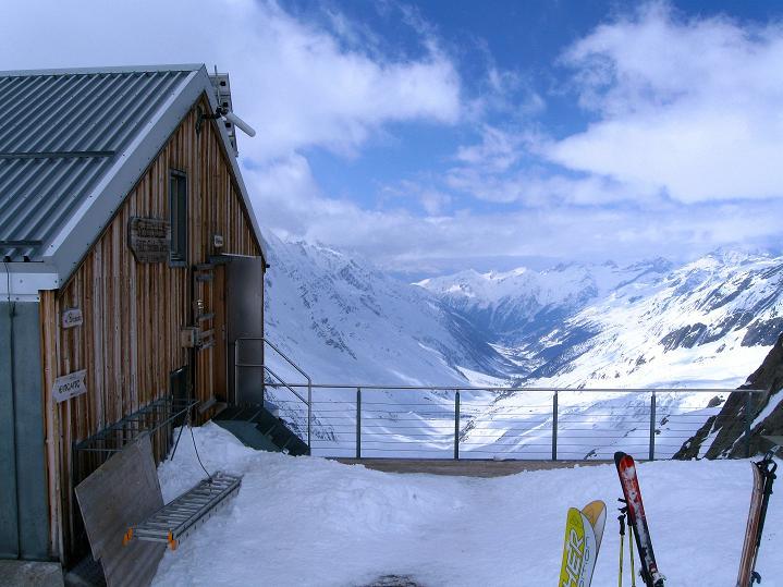 Foto: Andreas Koller / Ski Tour / Berner Alpen Durchquerung 2: Äbeni Flue (3962m) / 17.04.2009 22:57:02