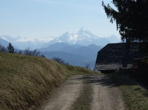 Foto: hofchri / Mountainbike Tour / Gaisberg (1287 m) über Glasenbachklamm / 19.04.2009 09:26:51