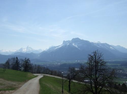 Foto: hofchri / Mountainbike Tour / Gaisberg (1287 m) über Glasenbachklamm / 19.04.2009 09:26:59