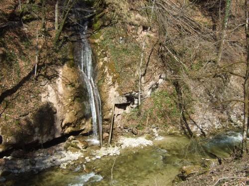 Foto: hofchri / Mountainbike Tour / Gaisberg (1287 m) über Glasenbachklamm / 19.04.2009 09:24:49