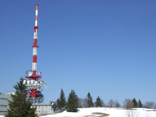 Foto: hofchri / Mountainbike Tour / Gaisberg (1287 m) über Glasenbachklamm / am Gaisberg angekommen / 19.04.2009 09:25:40