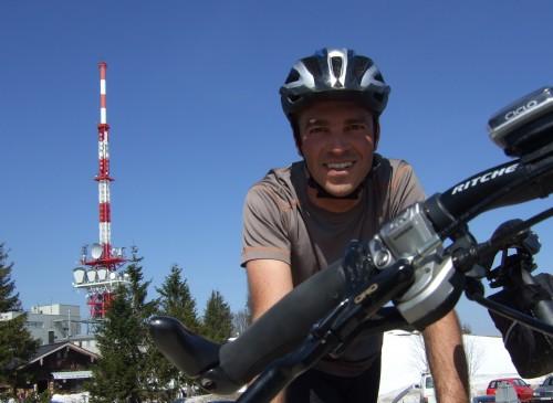 Foto: hofchri / Mountainbike Tour / Gaisberg (1287 m) über Glasenbachklamm / 19.04.2009 09:25:49