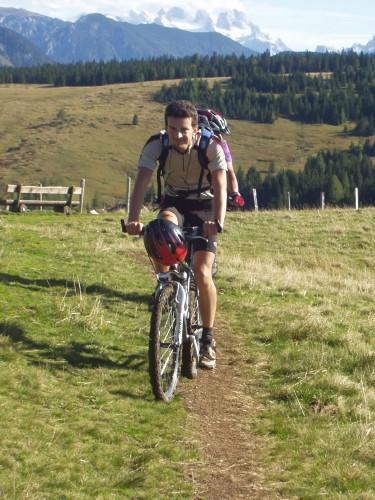 Foto: hofchri / Mountainbike Tour / Zwölferhorn (1521 m) über Königsbachalm / 19.04.2009 11:15:51