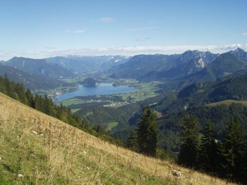 Foto: hofchri / Mountainbike Tour / Zwölferhorn (1521 m) über Königsbachalm / 19.04.2009 11:15:56