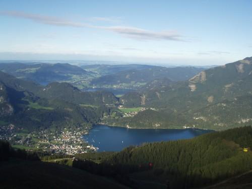 Foto: hofchri / Mountainbike Tour / Zwölferhorn (1521 m) über Königsbachalm / 19.04.2009 11:16:00