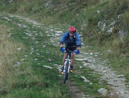 Foto: hofchri / Mountainbike Tour / Zwölferhorn (1521 m) über Königsbachalm / 19.04.2009 11:16:05