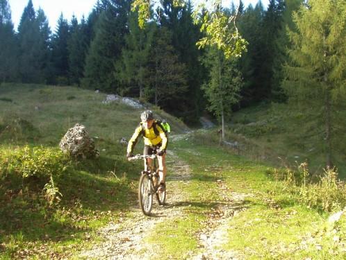 Foto: hofchri / Mountainbike Tour / Zwölferhorn (1521 m) über Königsbachalm / 19.04.2009 11:16:10
