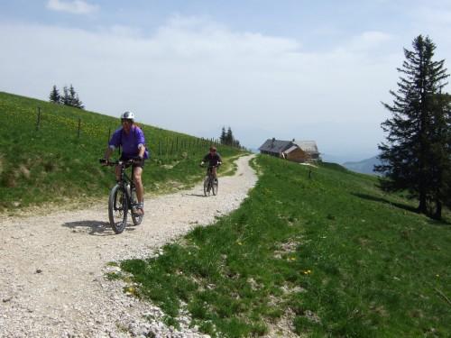 Foto: hofchri / Mountainbike Tour / Stoißer- und Steineralmrunde (1287 m) / 19.04.2009 15:24:55