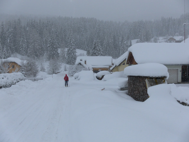 Foto: Wolfgang Lauschensky / Ski Tour / Gstoder über die Seetaler Hütten / Ausgangspunkt Seetal / 14.02.2012 21:41:59