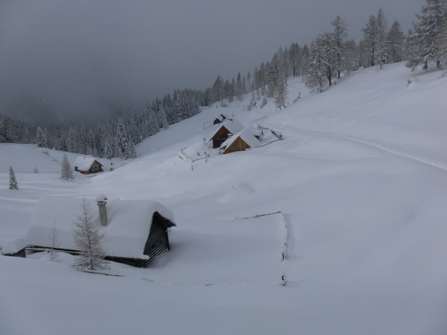 Foto: Wolfgang Lauschensky / Ski Tour / Gstoder über die Seetaler Hütten / Seetaler Hütten / 14.02.2012 21:41:19