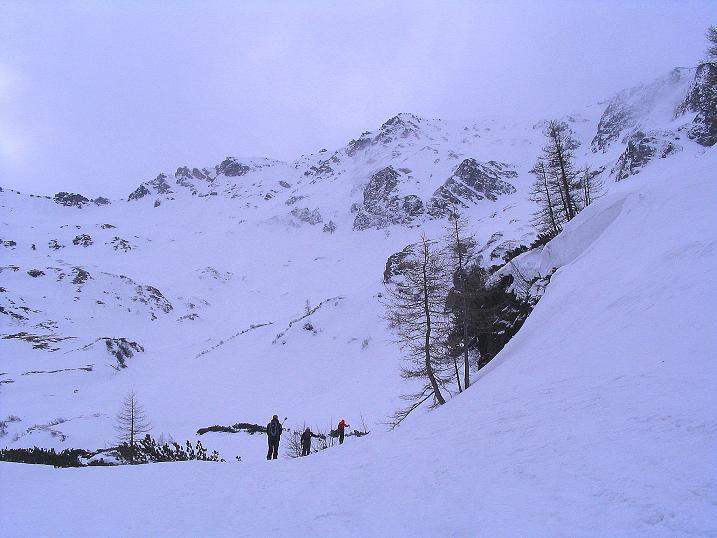 Foto: Andreas Koller / Ski Tour / Übers Naturfreundehaus Neubau auf die Riffelhöhe (2556m) / 27.04.2009 17:38:12